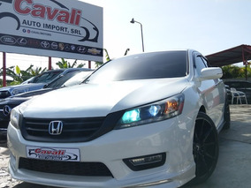Honda Accord V6 Blanco 2013