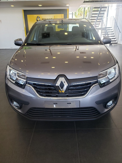 Renault Logan 1.6 Life Zen Inten Version Nueva Tasa 0% Jl