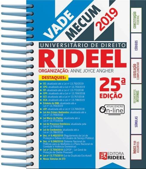 Vade Mecum Universitario De Direito - 2019 - Espiral - Ridee