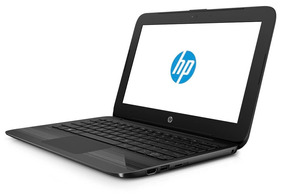 Netbook Hp Black Edition Tela11.6 4gb 32gb Ssd Windows10