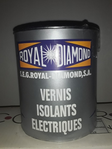 Barniz Dielectrico Para Motores Royal Diamond -cm