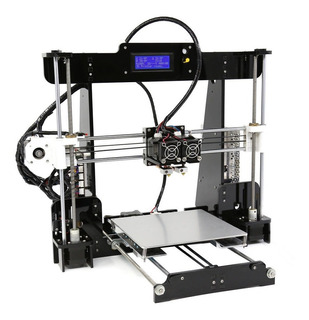 Impresora 3d Anet A8 Con Pantalla Lcd, Envio Gratis
