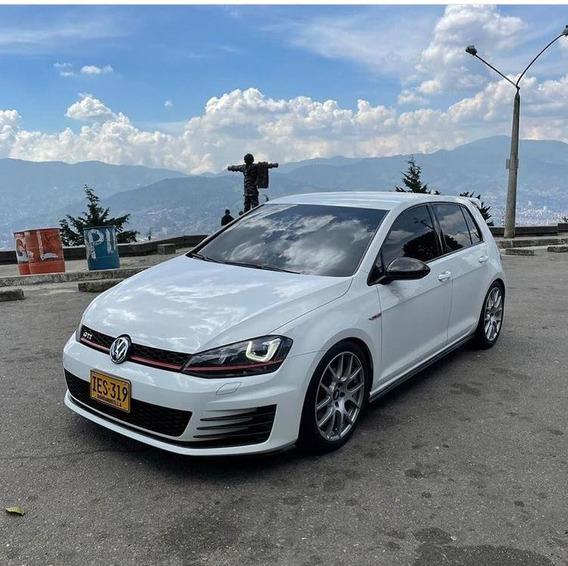 Volkswagen Golf Gti 2.0 T Dsg