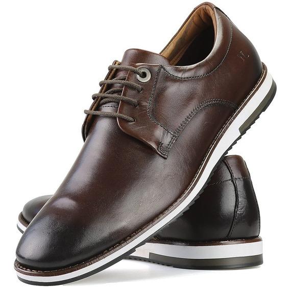 Sapato Casual Oxford Masculino Dia A Dia Tendencia 2019