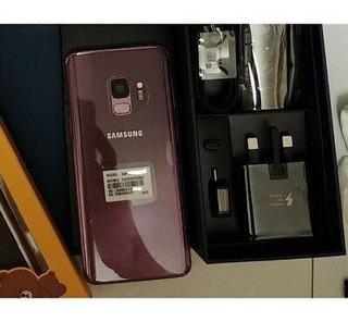 Samsung Galaxy S9 G960fd Dual Lte 64gb Morado Lila Nave-0058
