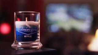 Binge Candle Netflix Gilmore Girls Leer Descripción.