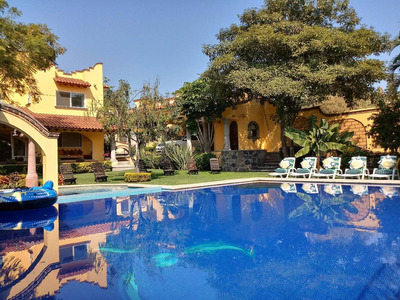 Casa Fin De Semana Cuernavaca Albercota Grande Jardin Evento
