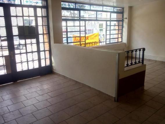 Aluga Sobrado Comercial Em Pinheiros - So0468