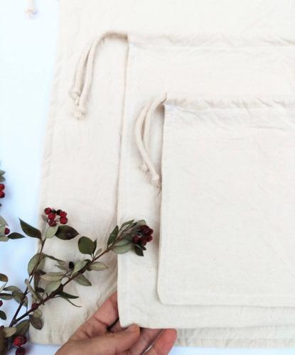 Bolsas Reutilizables Pack X 6 Ecológicas