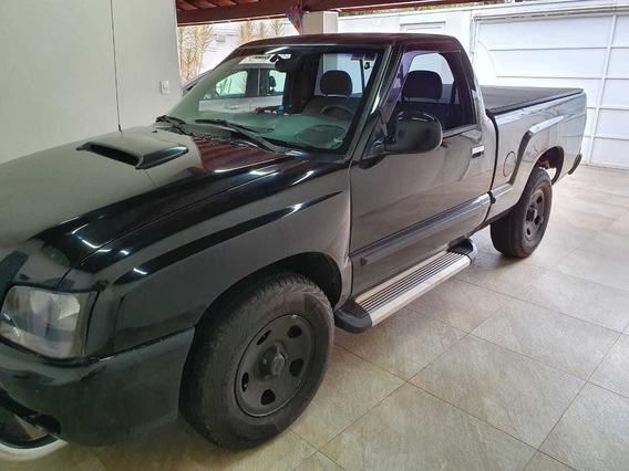 S10 4x4 2.8 Turbo Colina Cabine Simples - 2007