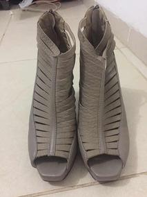 Sapato De Salto Milano
