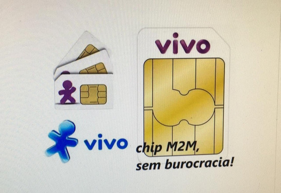 Chip M2m Rastreador C/ Plataforma De Monitoramento Completa