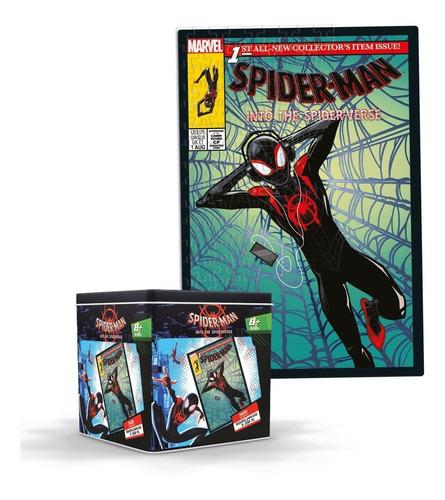 Imagen 1 de 2 de Rompecabezas X 250 Pzas Lata Spiderman Animated Ii