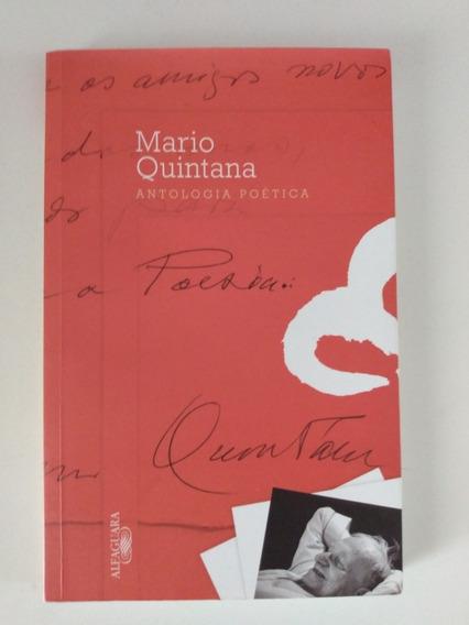 Livro Mario Quintana Antologia Poética