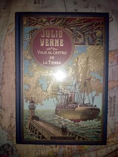 Viaje Al Centro De La Tierra Colección Hetzel Nuevo