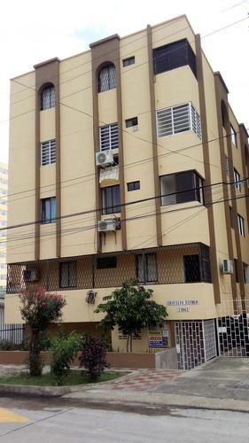 Imagen 1 de 6 de Apartamento En Venta En Barranquilla Las Delicias