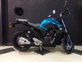 Motocicleta Yamaha Fz 25 2018 0km Azul