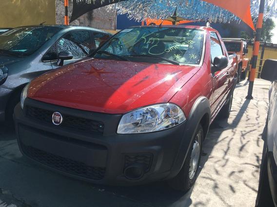 Fiat Strada Cs 1.4 Flex Hard Working