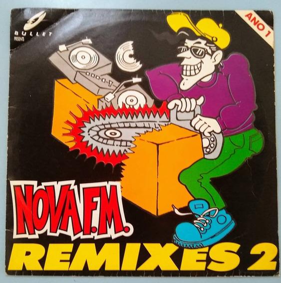 Lp Remixes 2 Nova Fm Ano 1 Bullet 1991