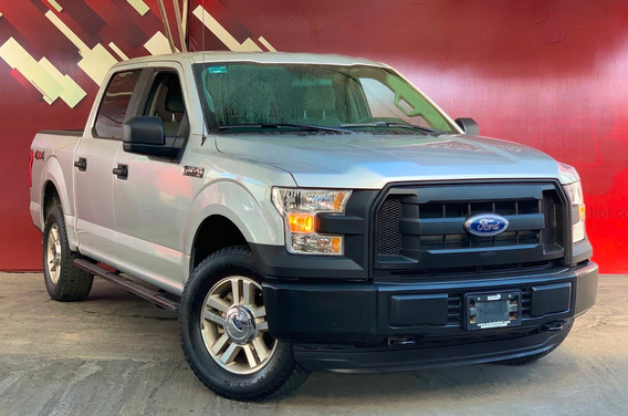 Ford F150 F-150 2016 4x4 V8 8 Cilindros Doble Cabina