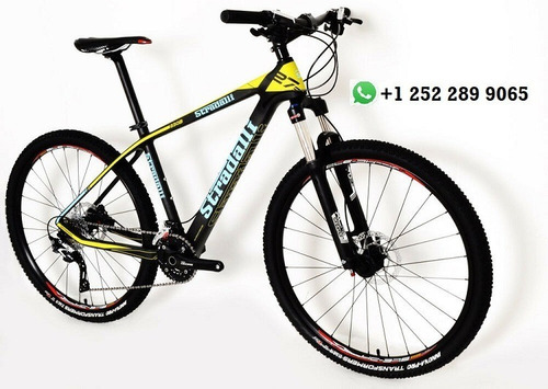 Imagen 1 de 2 de  Stradalli Carbon Fiber 650b Hardtail Bicycle Shimano