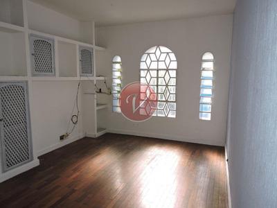 Casa Comercial Para Locação, Bairro Jardim, Santo André. - Codigo: Ca2843 - Ca2843