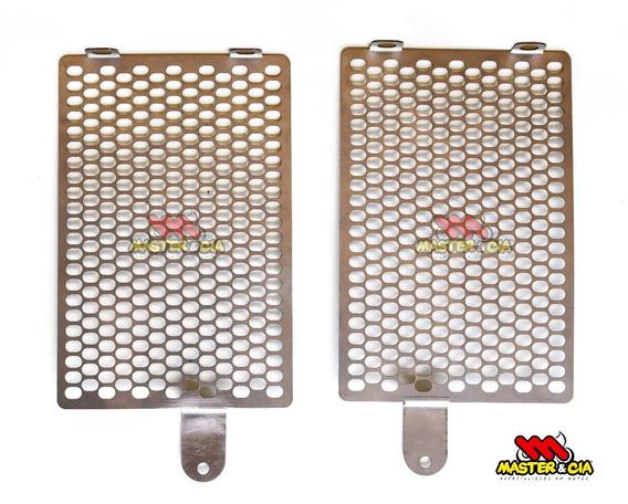 Protetor De Radiador Bmw 1200 Gs / 2013 + / Em Inox