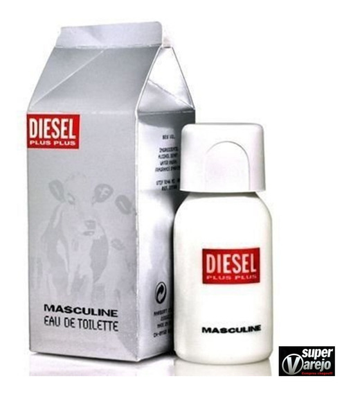 Perfume Diesel Plus Plus Edt.75ml 100% Original.