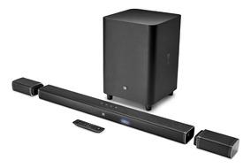 Jbl Bar 5.1 Soundbar 4k Home Sem Fio Bivolt Arc Rev Oficial