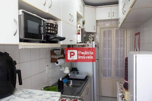 Apartamento Com 2 Dormitórios À Venda, 50 M²- Jardim Prudência - São Paulo/sp - Ap27167