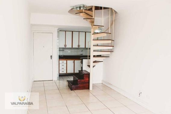Apartamento Com 3 Dormitórios À Venda, 152 M² Por R$ 525.000 - Jardim Das Indústrias - São José Dos Campos/sp - Ap0388
