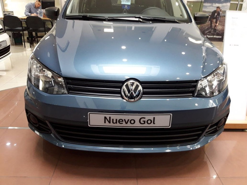 Volkswagen Nuevo Gol Trend Trendline Manual 0km My21 Hd