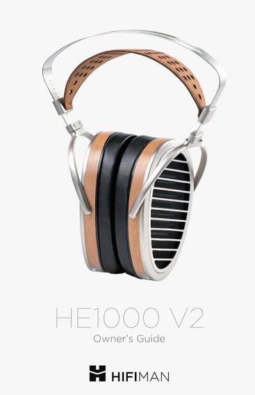 Headphone Hifiman He1000 V2