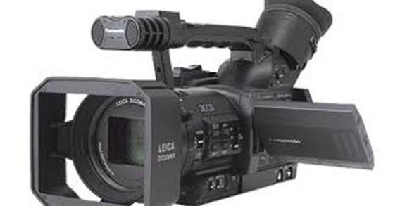 Filmadora Panasonic Ag Dvx 100b Ótimo Estado