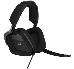 Headset Gaming Corsair Void Stereo 7.1 Carbono