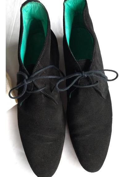 Zapato- Bota Corta Correa!!!!! Gamuza