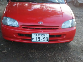 Toyota Starlet Americano
