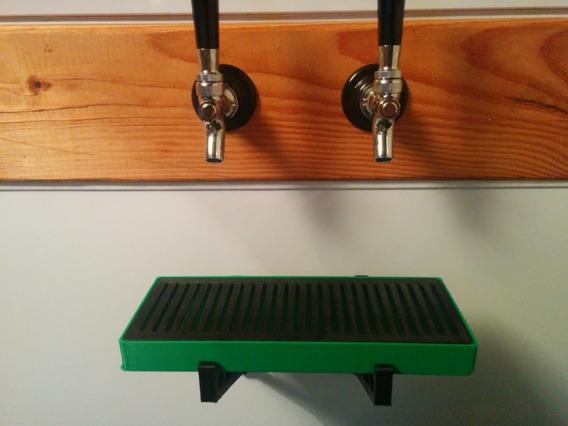Bandeja De Goteo Cerveza Artesanal Chopera Plastica 20x10 Cm