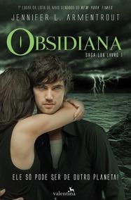 Obsidiana Saga Lux Livro 1