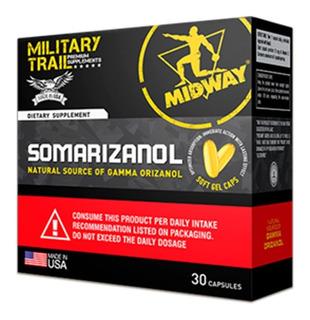 Somarizanol 30 Caps Midway (importado)