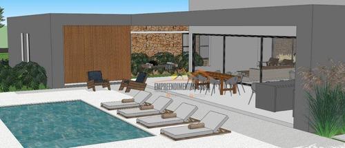 Casa Com 5 Dormitórios À Venda, 495 M² Por R$ 6.500.000,00 - Condomínio Terras De São José Ii - Itu/sp - Ca1738