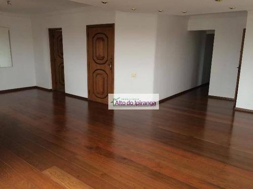 Imagem 1 de 13 de Apartamento À Venda, 127 M² Por R$ 530.000,00 - Jabaquara - São Paulo/sp - Ap2331