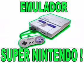 Super Pack Super Nintendo 1000 Jogos + Emulador