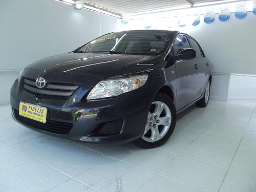 Toyota Corolla Gli 1.8 Completo Automático