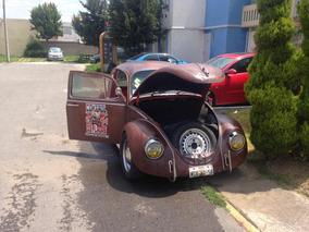 Volkswagen Vocho Sedan Rat Road Sedan