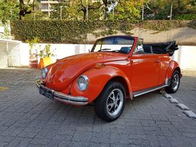 Volkswagen Fusca 1302 Cabriolet 1972
