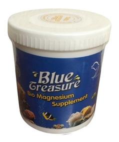Suplemento Magnésio Aquário Marinho Blue Treasure 450g Coral