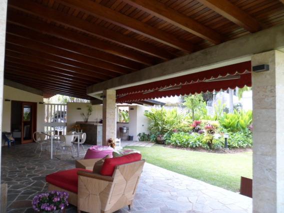 Se Vende Casa 850m2 5h/6b/6p El Hatillo