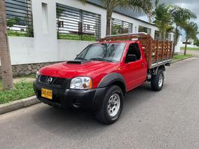 Nissan Frontier Np300 4x4 Estacas 2012