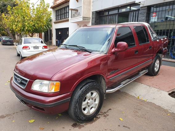 Chevrolet S10 1998 2.5 Dlx - Permutas - Financiacion